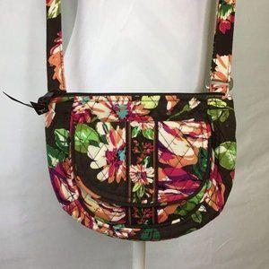 Vera Bradley Small Floral Crossbody Bag